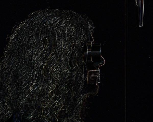 Wall Art - Photograph - Silent Watcher by Erik Krieg