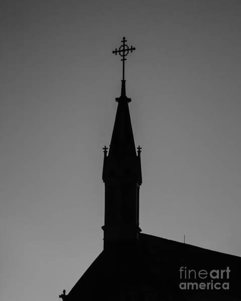 Photograph - Silhouette by Jon Burch Photography