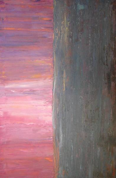 Painting - Silhouette by Mishel Vanderten