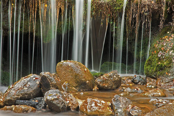 Photograph - Silky Falls by Scott Read