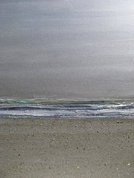 Provincetown Mixed Media - Silver Beach by Gail Hinchen