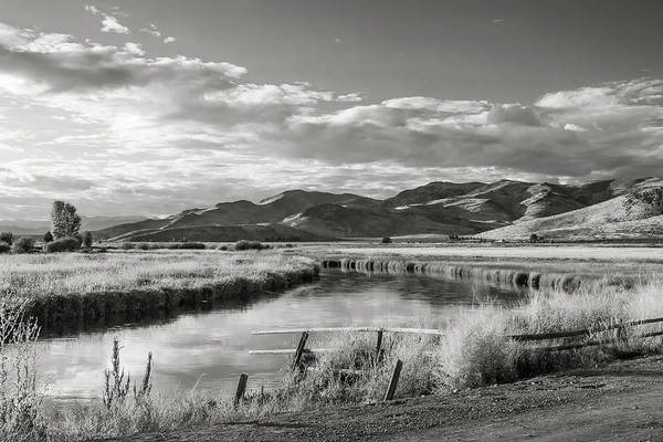 Photograph - Silver Creek by Mark Mille
