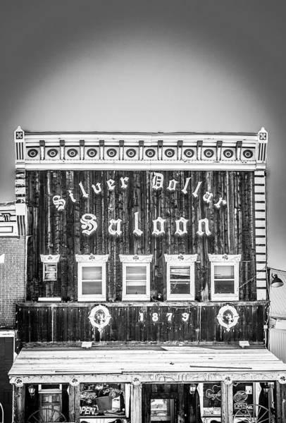 Wall Art - Photograph - Silver Dollar Saloon 1 by Marilyn Hunt