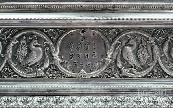 Photograph - Silver Relief by Granger