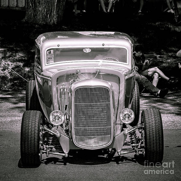 Wall Art - Photograph - Silver Ride by Perry Webster