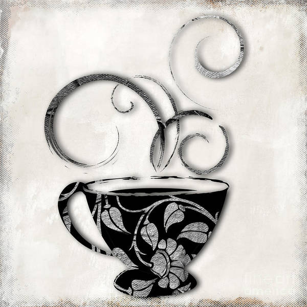 Wall Art - Painting - Silvercup by Mindy Sommers