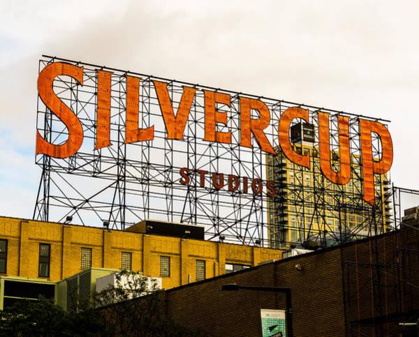Photograph - Silvercup Studios by TL  Mair