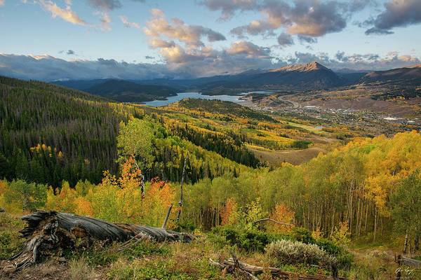 Photograph - Silverthorne Autumn by Aaron Spong