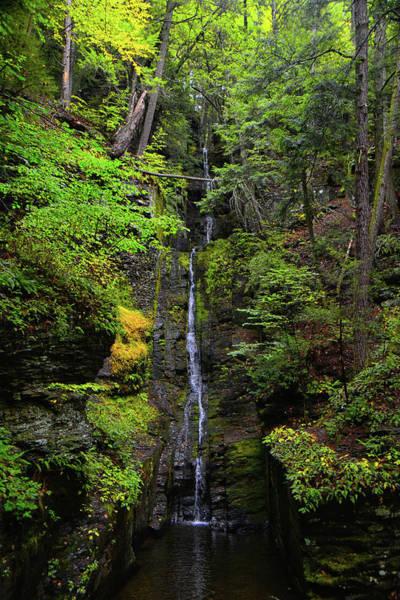 Photograph - Silverthread Falls by Raymond Salani III