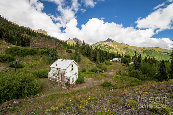 Wall Art - Photograph - Silverton Mining House by Twenty Two North Photography