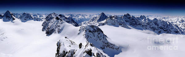 Swiss Alps Wall Art - Photograph - Silvretta by DiFigiano Photography