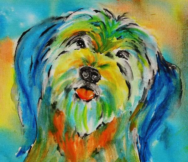 Painting - Simon Love by Tara Moorman