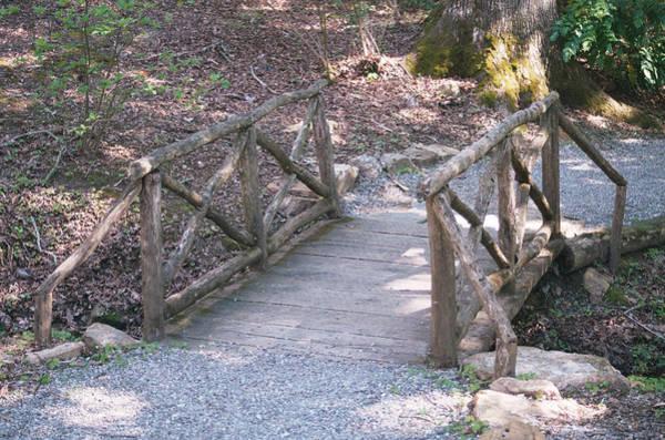 Photograph - Simple Bridge by Allen Nice-Webb
