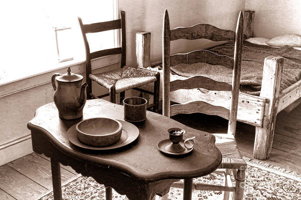 Photograph - Simple Comfort Of Home by Olivier Le Queinec
