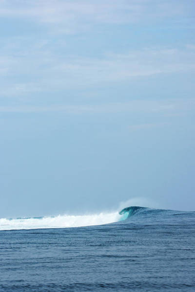 Photograph - Simply Cloudbreak by Brad Scott
