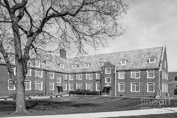 Photograph - Simpson College Kresge Hall by University Icons