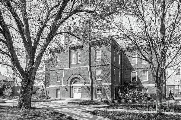 Photograph - Simpson College Mary Berry Hall by University Icons