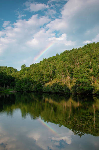 Photograph - Sims Pond by Jim Neal