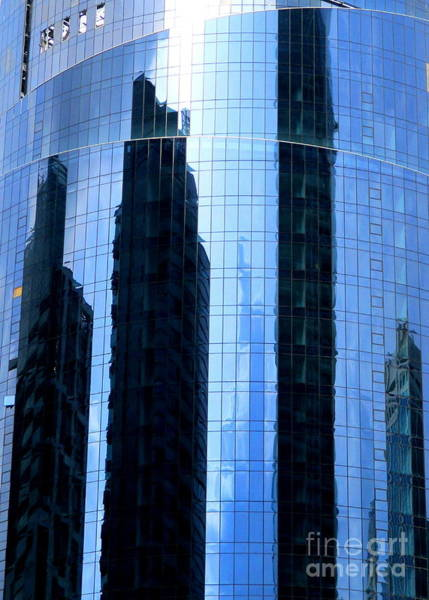 Wall Art - Photograph - Singapore Architecture 10 by Randall Weidner