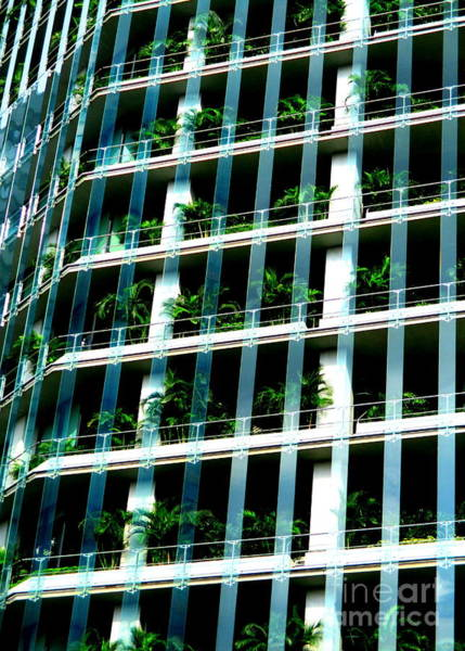Wall Art - Photograph - Singapore Architecture 18 by Randall Weidner