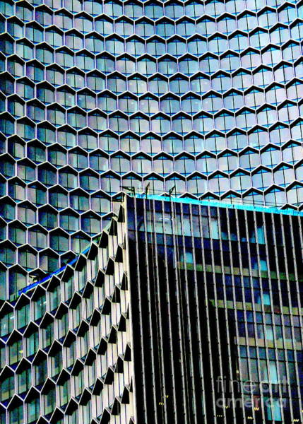 Wall Art - Photograph - Singapore Architecture 2 by Randall Weidner