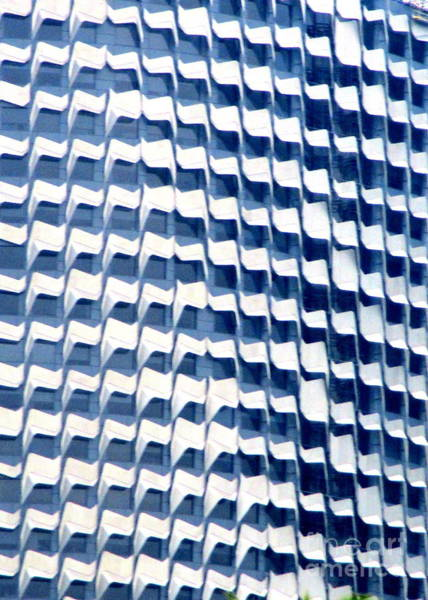 Wall Art - Photograph - Singapore Architecture 3 by Randall Weidner