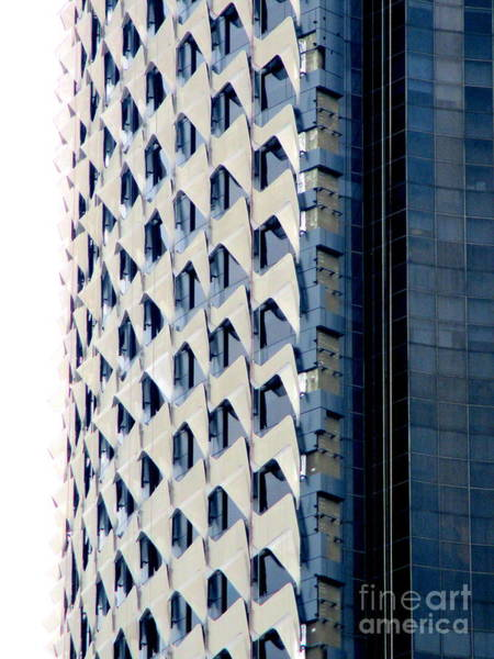 Wall Art - Photograph - Singapore Architecture 4 by Randall Weidner