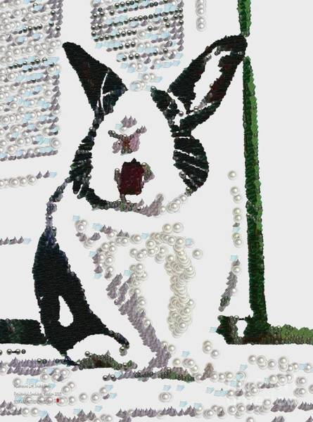 Painting - Singing Bunny by Catherine Lott