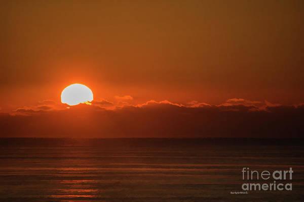 Photograph - Sinking Sun by Roberta Byram