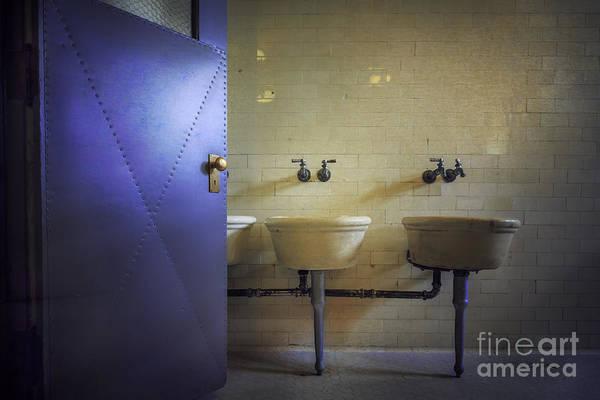 Photograph - Sinks Of Ellis Island by Craig J Satterlee