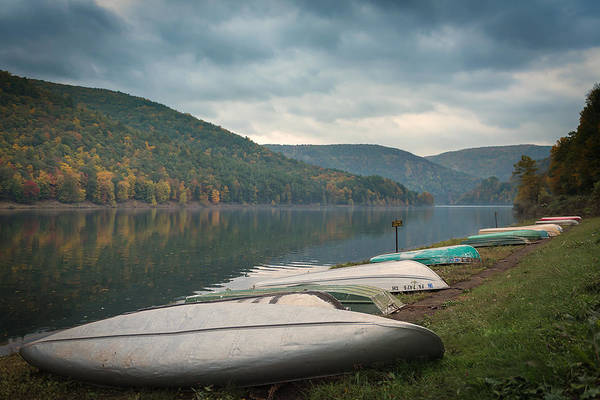 Photograph - Sinnemahoning State Park by Cindy Lark Hartman