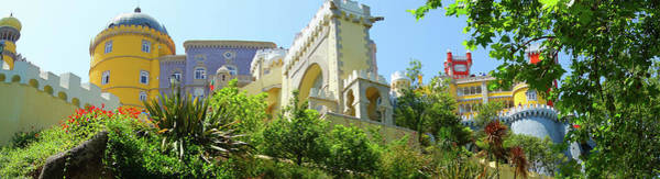 Photograph - Sintra Castle by Patricia Schaefer
