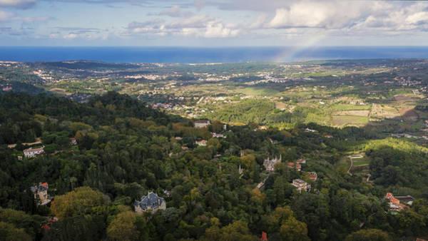 Sintra Photograph - Sintra Landscape by Joan Carroll
