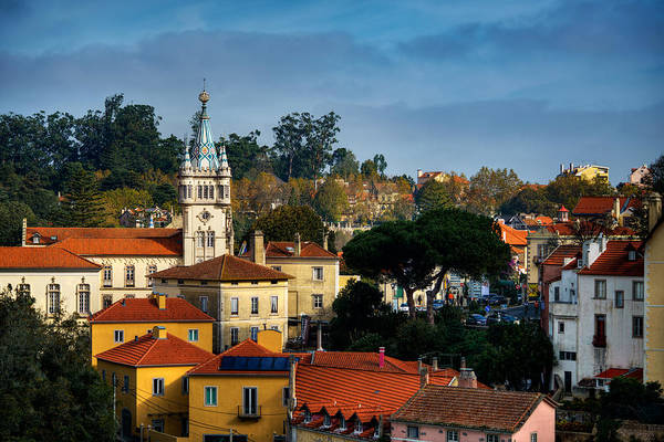 Photograph - Sintra by Nisah Cheatham
