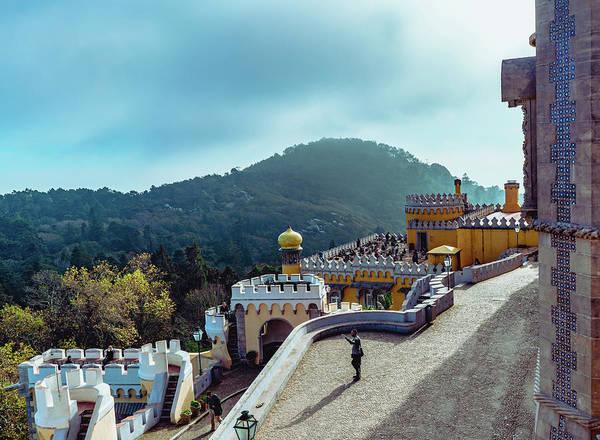 Photograph - Sintra Views by Nisah Cheatham