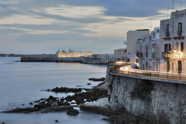 Wall Art - Photograph - Siracusa - Sicily by Joana Kruse
