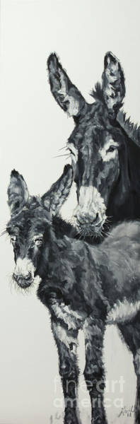 Painting - Sire by Patricia A Griffin
