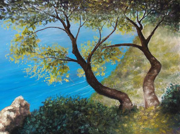 Pastel - Sisters by Susan Jenkins