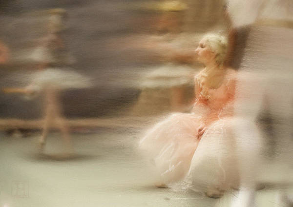 Dance Digital Art - Fairy Story by H James Hoff