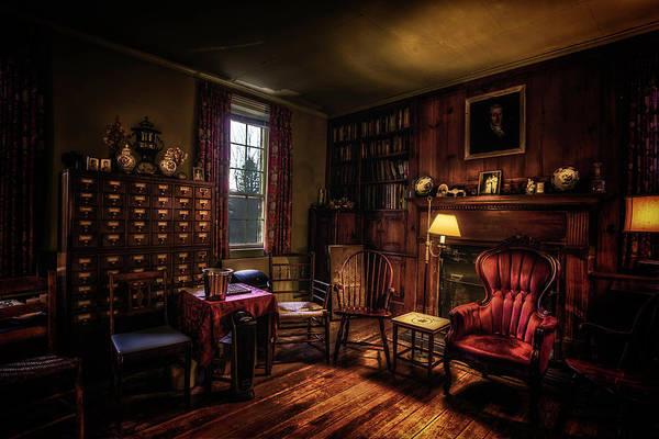Photograph - Sitting Room by Ryan Wyckoff