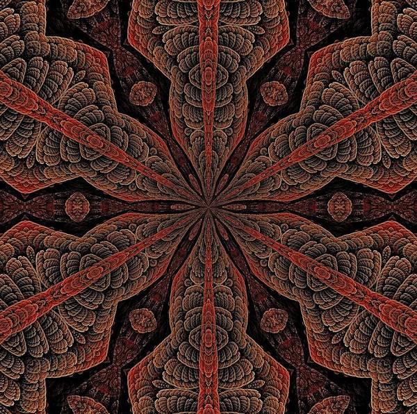 Digital Art - Six Celtic Precepts by Doug Morgan