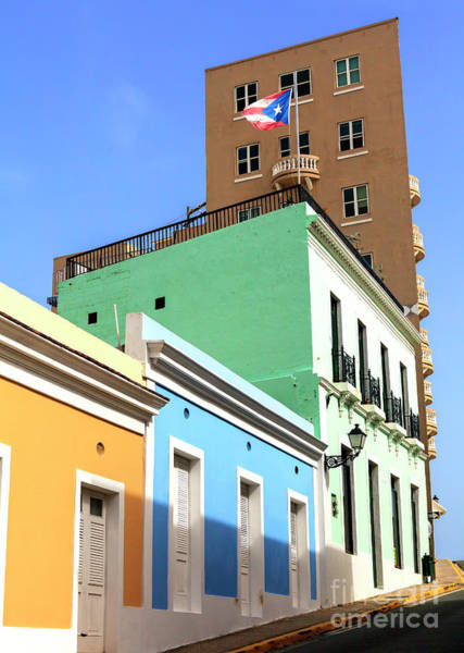 Puerto Rican Photograph - Size Order In San Juan by John Rizzuto