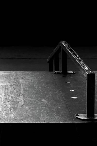 Photograph - Skateboard Ramp II by Richard Rizzo