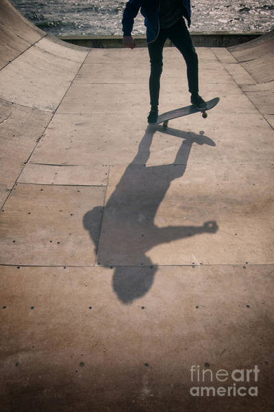 Photograph - Skater Boy 002 by Clayton Bastiani