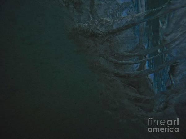 Bodyboard Photograph - Skeleton Fingers by Benen  Weir