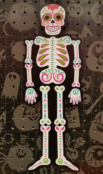 Harana Wall Art - Photograph - Skeleton Muertos  by Rob Hans