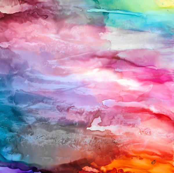 Painting - Skies Emotion by Eli Tynan