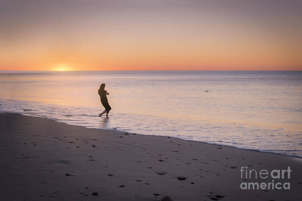 Photograph - Skipping Stones by Ray Warren