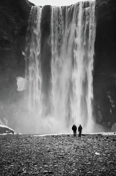Photograph - Skogafoss by Geoff Smith