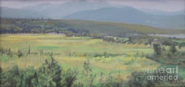 Sacred Ground Painting - Skokomish Valley by Terri Thompson